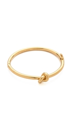 Kate Spade Sailor's Knot Bangle Bracelet Gold