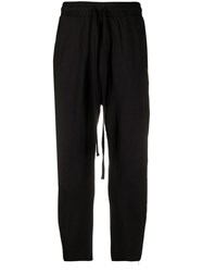 Thom Krom Drawstring Drop Crotch Trousers 60