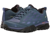 The North Face Endurus Hike Gtx Shady Blue Coastal Fjord Blue Women's Shoes
