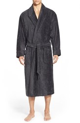 Men's Nordstrom Shawl Collar Velour Robe