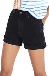 Madewell The Perfect Jean Shorts Lunar