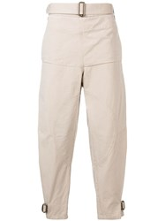 J.W.Anderson Jw Anderson Classic Cargo Trousers Neutrals