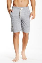 Bottoms Out Space Dye French Terry Short Gray