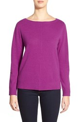 Women's Nordstrom Collection Boatneck Cashmere Sweater