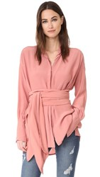 Mlm Label Abyss Shirt Rose Gold