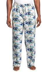 Men's Tommy Bahama 'Surf Santa' Cotton Lounge Pants