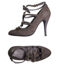 Miezko Pumps Dove Grey