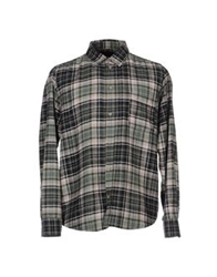 Cheap Monday Shirts Green