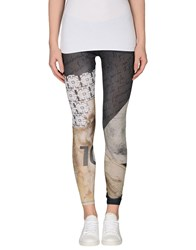 Happiness Trousers Leggings Women Grey