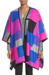 Women's Chaus Color Poncho Style Cardigan