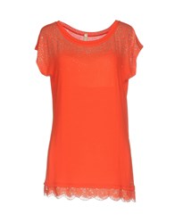 Fly Girl T Shirts Coral