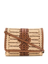 Anya Hindmarch Neeson Woven Crossbody Bag 60