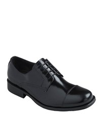 Johnston And Murphy Atchison Lace Up Loafers Smart Value Black