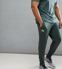Canterbury Of New Zealand Plus Tapered Stretch Pants In Khaki Exclusive To Asos Green