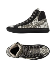 Braccialini Footwear High Tops And Trainers Women Black