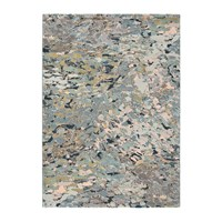 Brink And Campman Prado Palet Rug 140X200cm Grey Multi