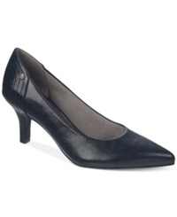 Life Stride Star Pumps Women's Shoes Navy