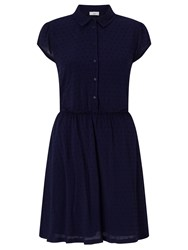 Minimum Gertha Dress Maritime Blue