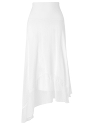 Phase Eight Domenica Skirt White
