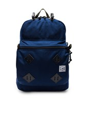 Epperson Mountaineering Leather Patch Day Pack Navy