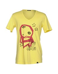 Reign T Shirts Yellow