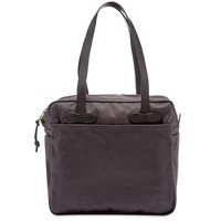 Filson Zip Tote Bag Grey