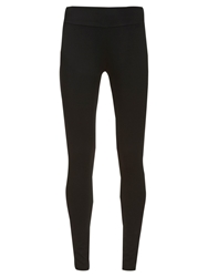Mint Velvet Leggings Black
