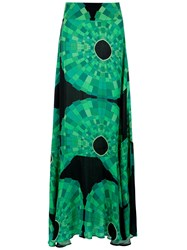 Amir Slama Printed Long Skirt Unavailable