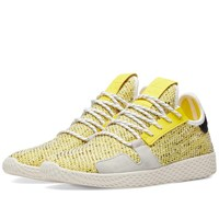 Adidas Consortium Originals By Pharrell Williams Solarhu Tennis V2 Yellow