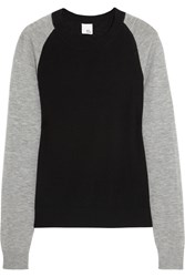 Iris And Ink Amelie Cashmere Sweater Black