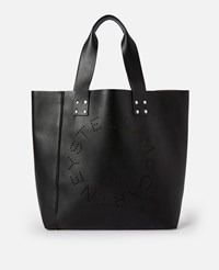Stella Mccartney Black Tote Bag