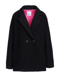 George J. Love Coats And Jackets Coats Women Black