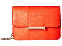 Jason Wu Diane Chain Multi Coral Reef Cross Body Handbags Red