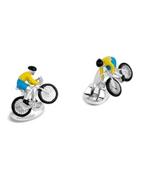 Deakin And Francis Cyclist Cuff Links