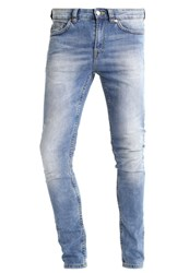 Only And Sons Onswarp Slim Fit Jeans Blue