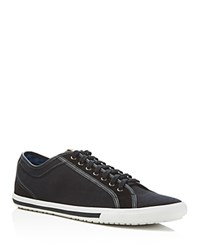 Ben Sherman Connall Low Sneakers Compare At 85 Jet Black