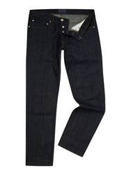 Perry Ellis Signature Fit Jeans Denim Dark Wash
