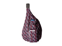Kavu Rope Bag Diamonds Backpack Bags Blue