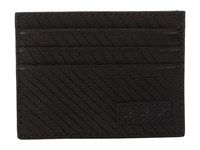 John Varvatos Credit Card Case Black Credit Card Wallet
