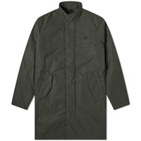 Fred Perry Authentic Harrington Mac Green