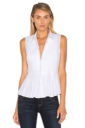 Theory Dionelle B Top White