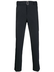 08Sircus Belted Trousers Blue