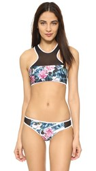 We Are Handsome Himalaya Mesh Neck Bikini