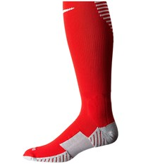 Nike Stadium Football Otc University Red White White Men's Knee High Socks Shoes