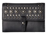 Patricia Nash Colli Wallet Black 1 Wallet Handbags