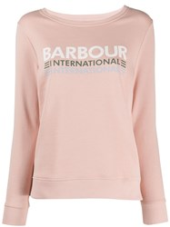 Barbour Logo Print Sweatshirt 60