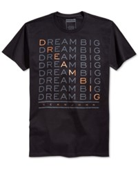 Sean John Dream Big Graphic Print T Shirt