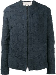 By Walid Textured Jacket Black