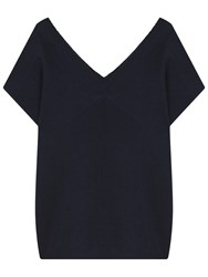 Gerard Darel Avril Cashmere Jumper Blue