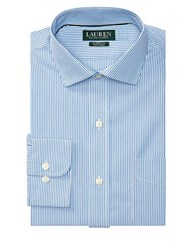 Lauren Ralph Lauren Classic Fit Striped Dress Shirt Trinidad